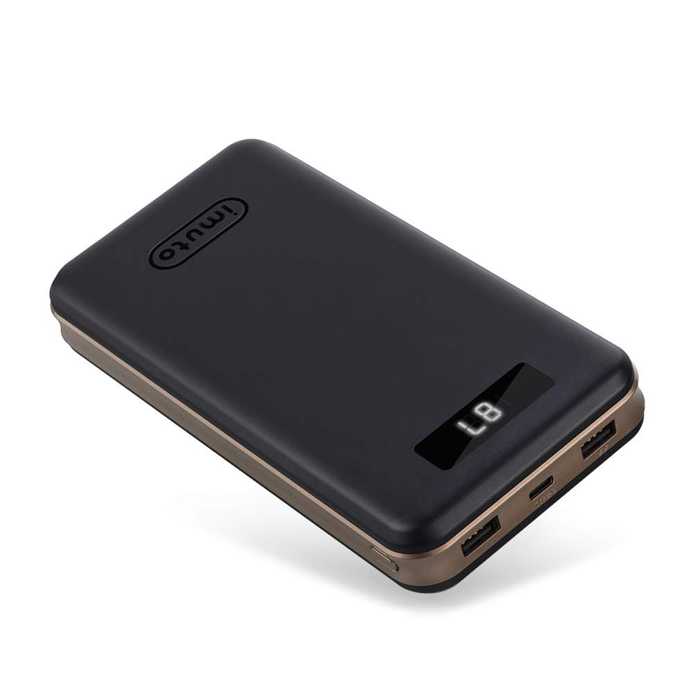 imuto 30000mAh Portable Charger Delivery