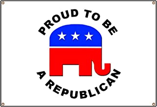 Best republican signs and banners Reviews