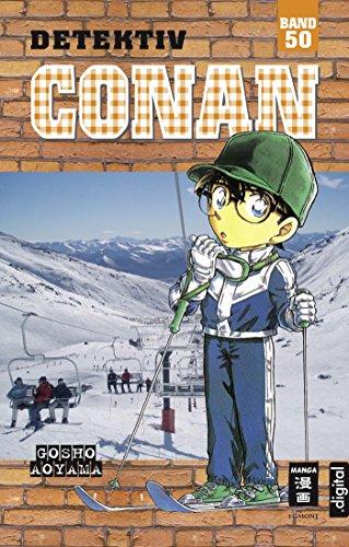 Detektiv Conan 50 (German Edition)