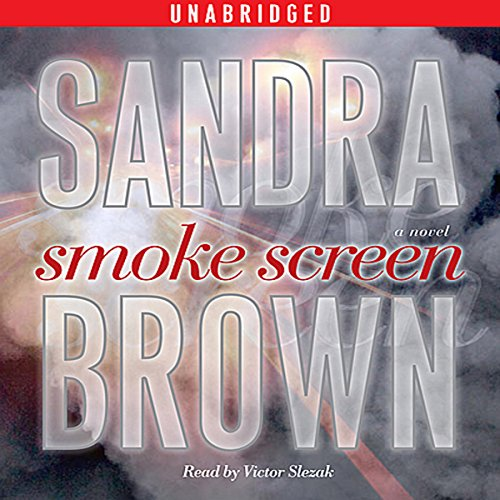 Smoke Screen audiobook cover art