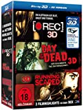 Horror und Action - Box  (inkl. 2D-Versionen) [3D Blu-ray]
