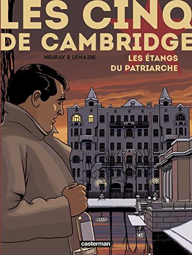 Les cinq de cambridge - t03 - les etangs du patriarche (Les Cinq de Cambridge (3))
