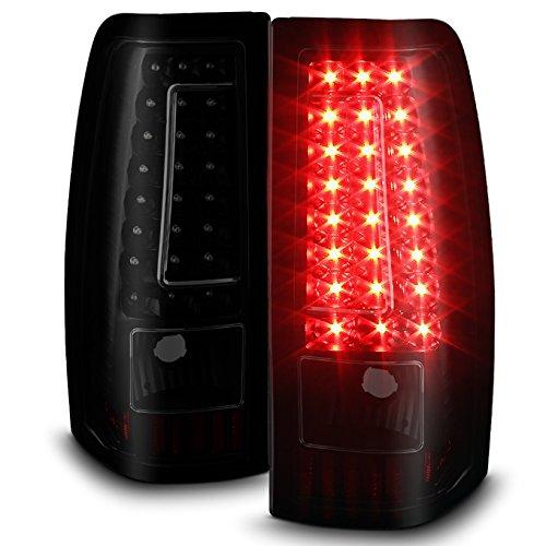 01 silverado black taillights - 8