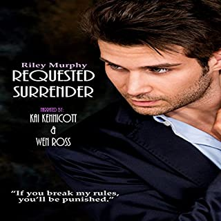 Requested Surrender audiobook cover art
