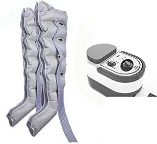 Air Compression Massager Handheld Controller Blood Circulation Pump Wrap Set 6 Cavity Air Compression Massage Machine for ...