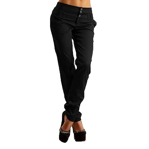 Pantalon es Elastico es Pantalon Pantalon Elastico MujerAmazon MujerAmazon ZiXOPku