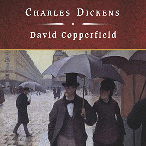 David Copperfield copertina