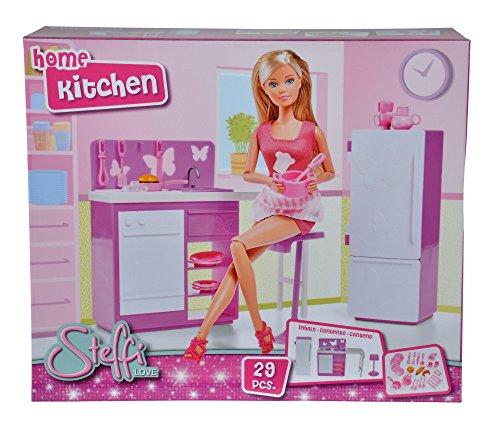 Simba 104663233 Steffi Love Home Kitchen Puppenzubehör