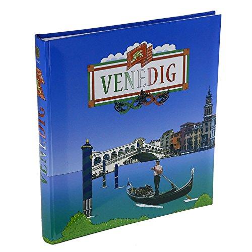 Henzo Foto Album vacanza Venezia blu