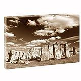 Stonehenge | Panoramabild im XXL Format | Poster | Wandbild