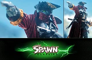 PIRATE SPAWN - Spawn Series 34: SPAWN CLASSICS Ultra Action Figure