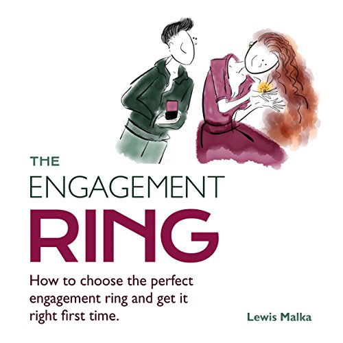 The Engagement Ring audiobook cover art