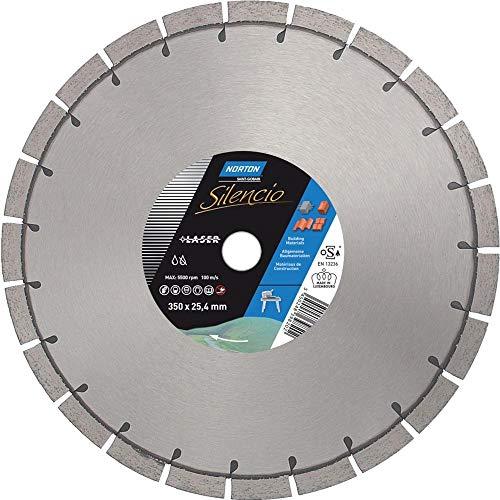 Clipper - Disco diamante silencio diámetro 300mm tronzadora mesa