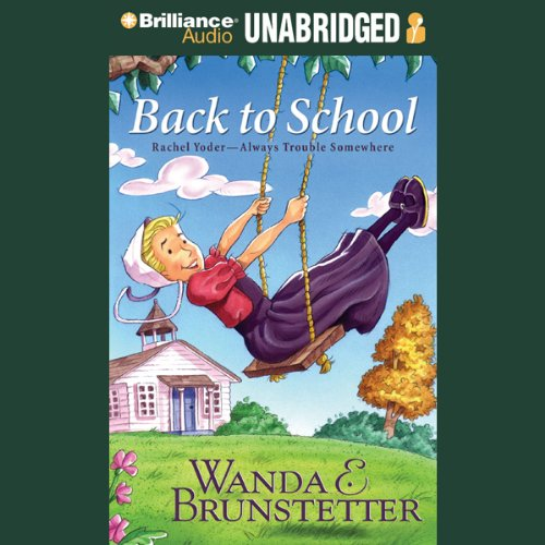 Back to School audiobook cover art