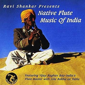 Ravi Shankar Presents: Native Flute Music of India