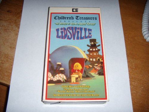 Children's Treasures Presents: Lidsville 2 [VHS]