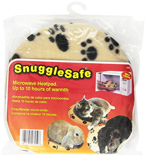 Snuggle Safe Pet Bed Microwave Heating Pad
