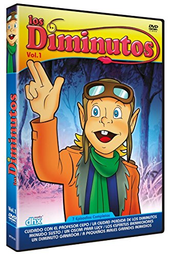 Los Diminutos - Vol. 1 [DVD]