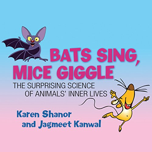Bats Sing, Mice Giggle audiobook cover art