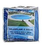MyPool Solarabdeckplane Basic für Quick-Up Pools Ø 366 cm