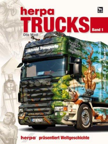 Herpa Trucks: Herpa präsentiert Weltgeschichte