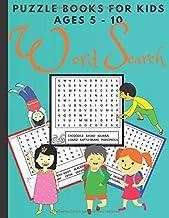 10 Mejor Word Search For Kids de 2020 – Mejor valorados y revisados