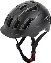 Nocihcass Bike Helmet for Adults, Commuter Helmet Bicycle Helmet for Men and Women - Lightweight Adjustable Size (22-24.8 ...