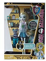 Monster High Lagoona Blue Mad Science Classrom Set