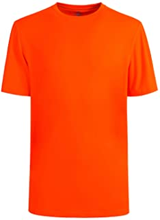 MOHEEN Mens Short Sleeve Tee Quick-Dri Crew Athletic T-Shirts