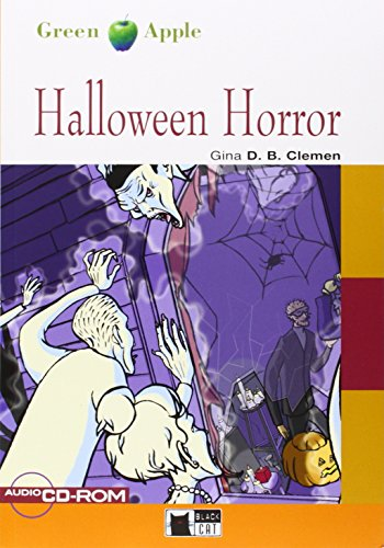 Halloween horror. Con CD Audio. Con CD-ROM [Lingua inglese]: Halloween Horror + audio CD/CD-ROM