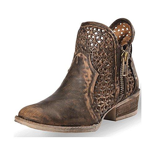 Corral Boots Q5019 Brown 9.5 B (M)