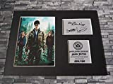 Harry Potter Signed Autograph Display ? Daniel Radcliffe,