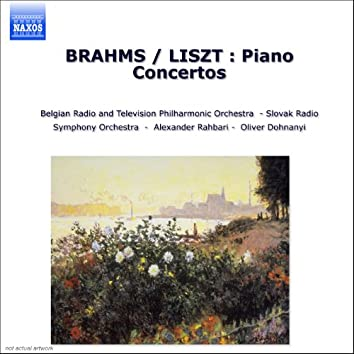 Brahms / Liszt: Piano Concertos