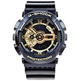 Casio G-Shock Analog-Digital Multi-Color Dial Men's Watch - GA-110GB-1ADR (G339)