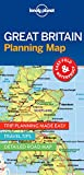 Lonely Planet Great Britain Planning Map (Planning Maps)
