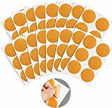 BuggyBeds 120Pack Mosquito Patches Stickers for Kids Adult Outdoor Indoor Travel-Natural Plant Based Ingredients, Deet Free-Orange