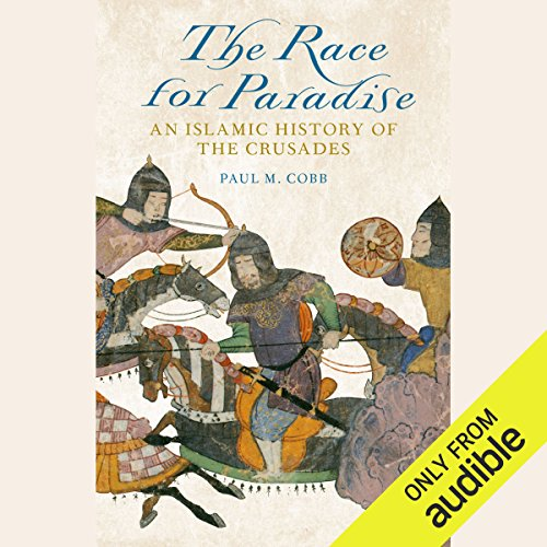 The Race for Paradise audiobook cover art