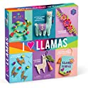 Craft-tastic I Love Llamas Craft Kit for Kids
