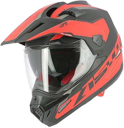 Astone Helmets tourer-advbrl Kopfhörer Tourer Adventure, Grau/Schwarz, M - 6