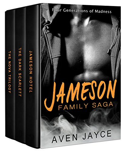 Jameson Family Saga: The Complete Series (6-Book Dark Romance Box Set) (English Edition)