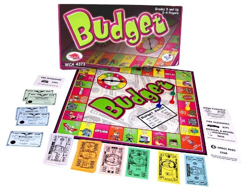 Learning Advantage 4373 Budget Game, Grade: 5, 16.5