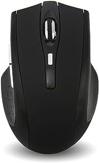 Bluetooth 3.0ワイヤレスマウス 静音 USB充電式 光学式無線マウス レシーバーなし 6ボタン 快適形状 ブルートゥースBT マウス Androidタブレット/Mac用マウス ノートパソコン/PC/Mac Book/Macbook ...