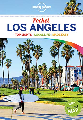 Lonely Planet Pocket Los Angeles [Lingua Inglese]