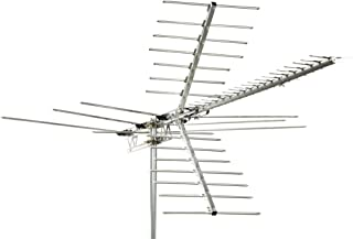 Channel Master Digital Advantage 100 Directional Outdoor TV Antenna - Long Range VHF, UHF and HDTV Aerial - Install Outsid...