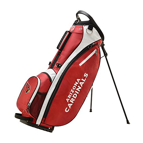Wilson 2018 NFL Carry Golf Bag, Green Bay Packers