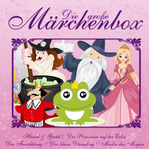Die große Märchenbox cover art