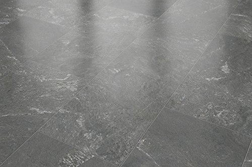 NEO 2.0 Designboden Fliese Mineralveined Slate PVC-frei 4,5 mm