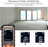 Zoom IMG-2 100m telemetro distanziometro laser professionale