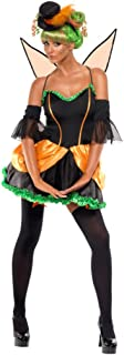 Smiffy's Rebel Toons Pumpkin Fairy Dress Arm Sleeve