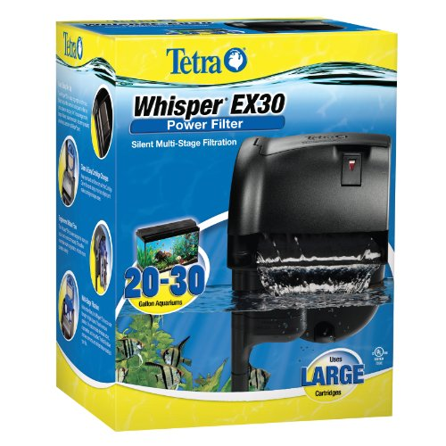 Tetra Whisper EX Silent Multi-Stage Turtle Filter